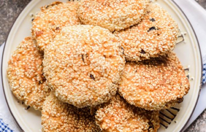 Нежное печенье из пшенной каши