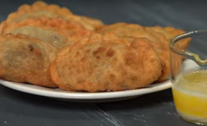 """Казахские пирожки """"Буктеме"""""""