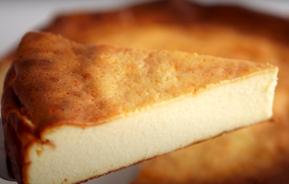 Немецкий сырник на молоке