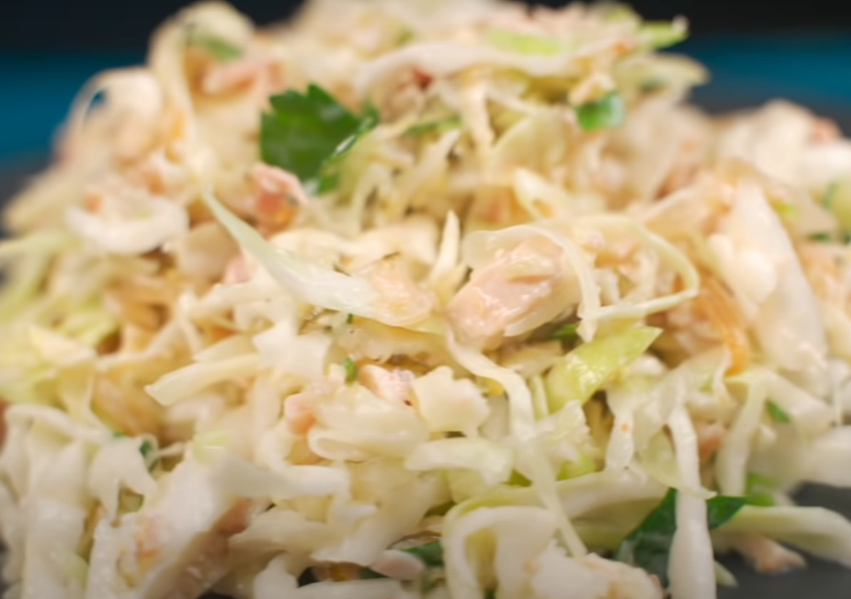 3 простые блюда с капустой