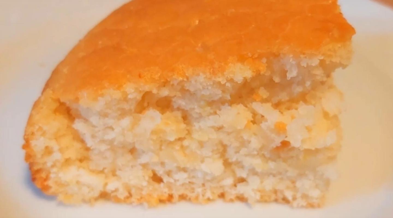 Постный пирог на воде