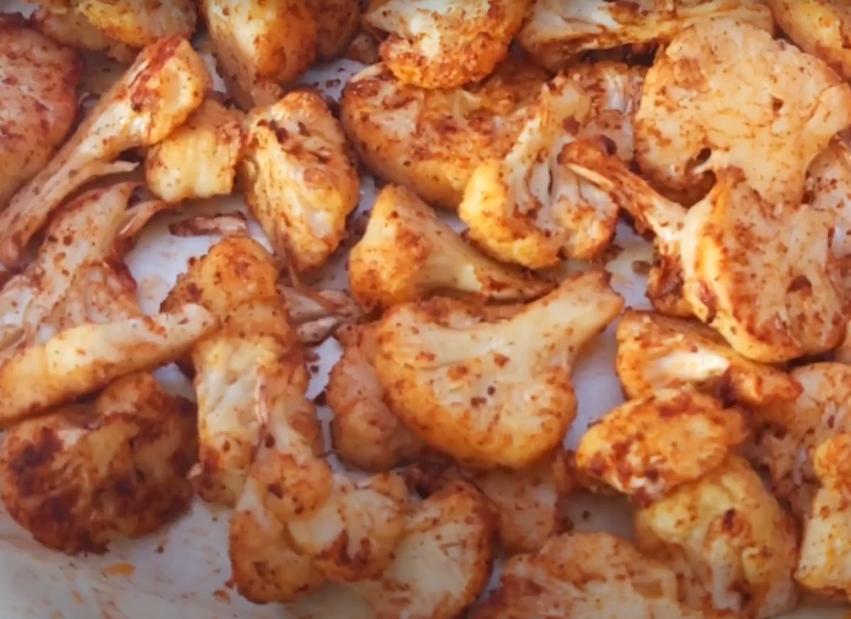 Вкуснейшая цветная капуста: готовим в духовке