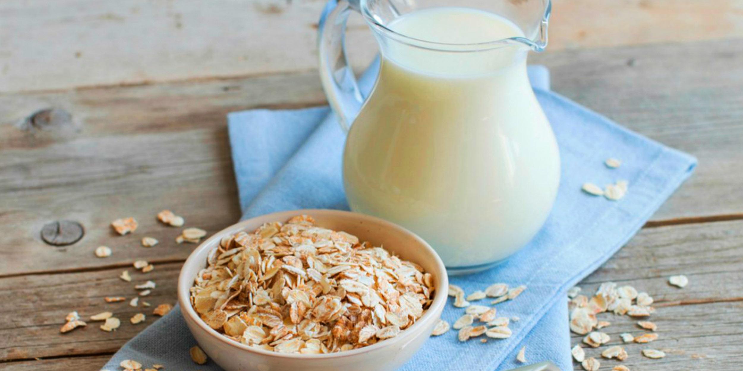 Полезное овсяное молоко в домашних условиях