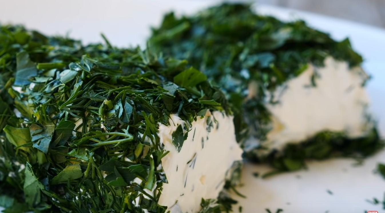 Вкусный сыр из кефира и сметаны
