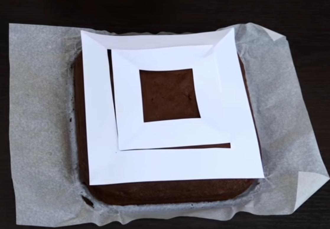 """Нереально вкусный торт """"Шахматная доска"""""""