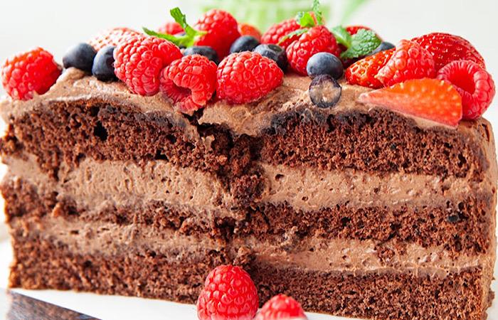 Вкуснейший тортик с Маскарпоне и Нутеллой