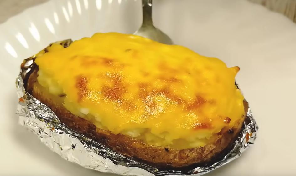 Вкуснейший рецепт картофеля