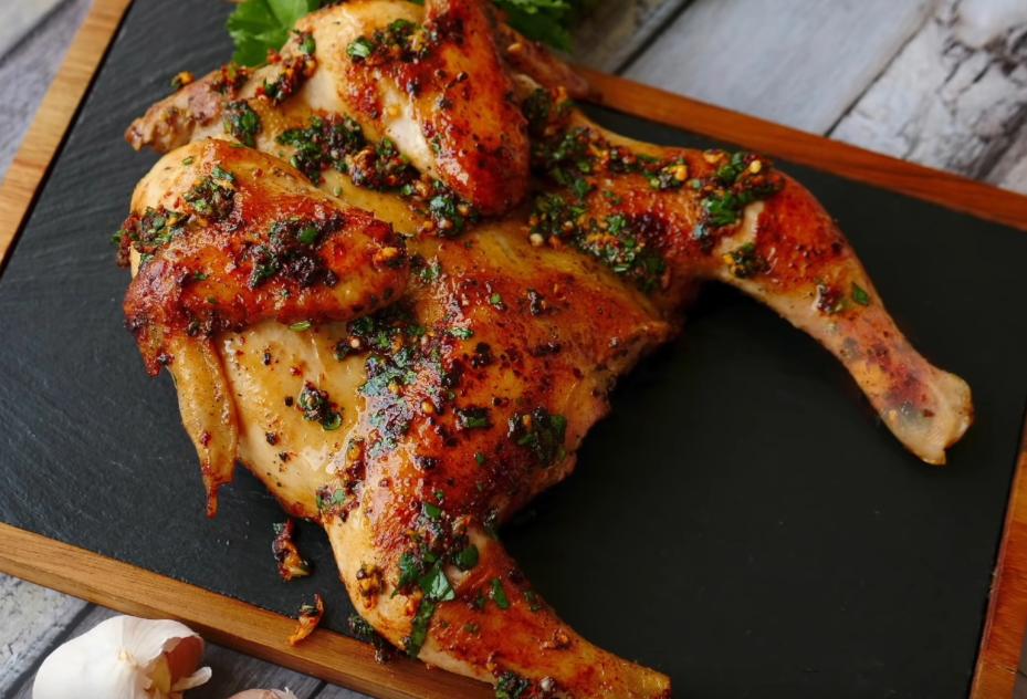 Курица по-аджарски: вкуснейшее блюдо