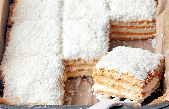 """Вкуснейший тортик """"Рафаэлло"""""""