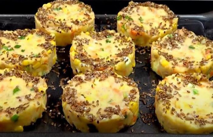 Обалденные биточки из картофельного пюре