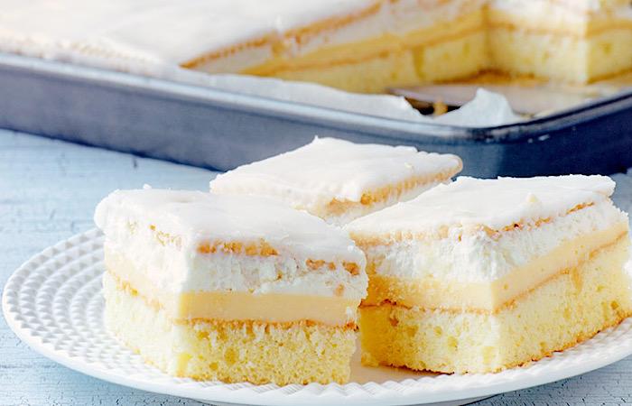 """Божественно вкусный тортик """"Лимонное дерево"""""""
