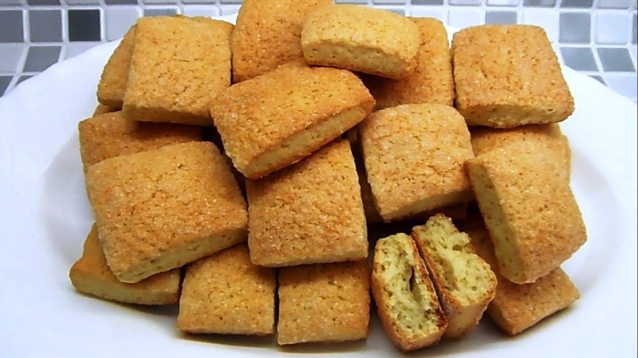 Вкусное печенье без яиц на скорую руку