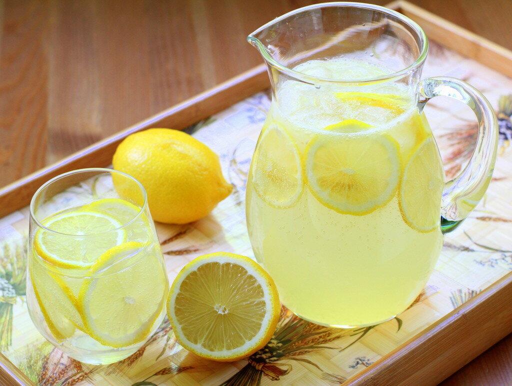 Турецкий лимонад - освежающий напиток