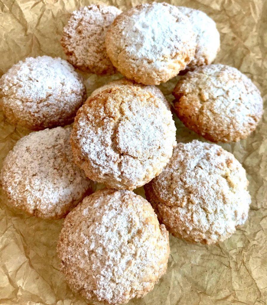 Печенье на кефире в духовке: 14 рецептов приготовления