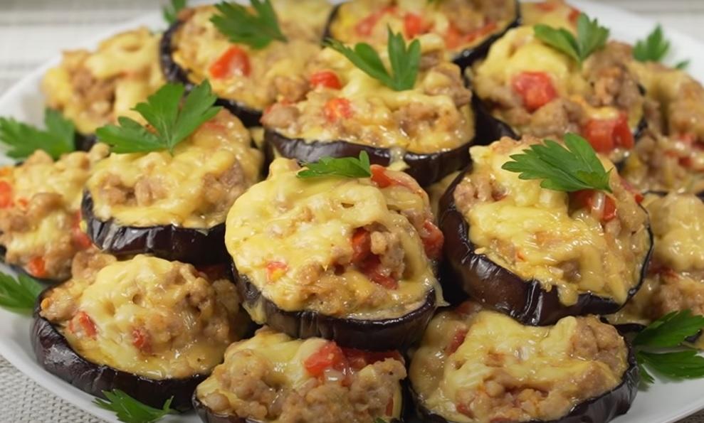 Баклажаны с мясом: вкусно и сытно