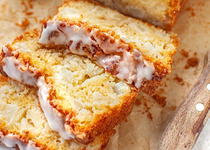 Божественно вкусный пирог с яблоками и корицей