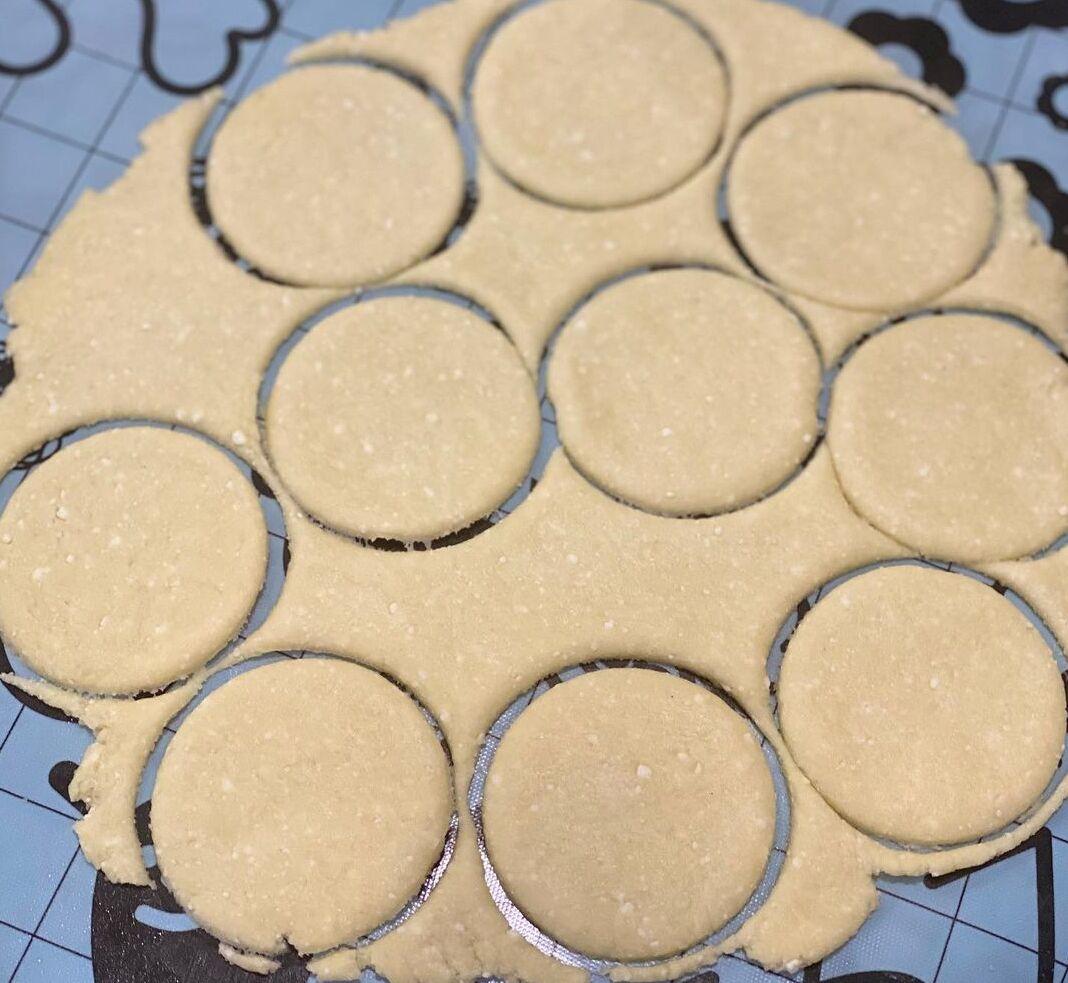 Творожное печенье «Треугольники» с сахаром: 6 рецептов приготовления