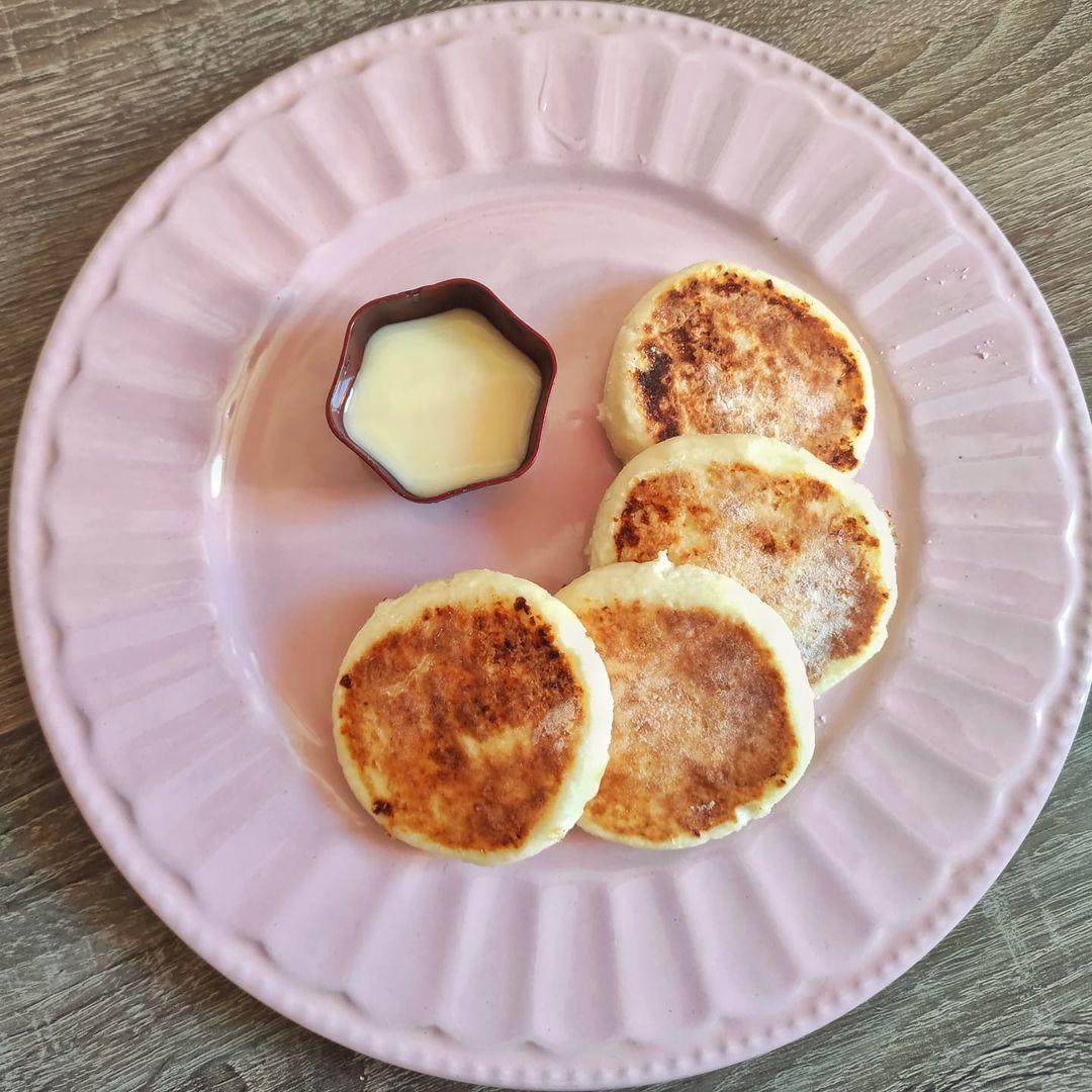 сырники без муки и яиц