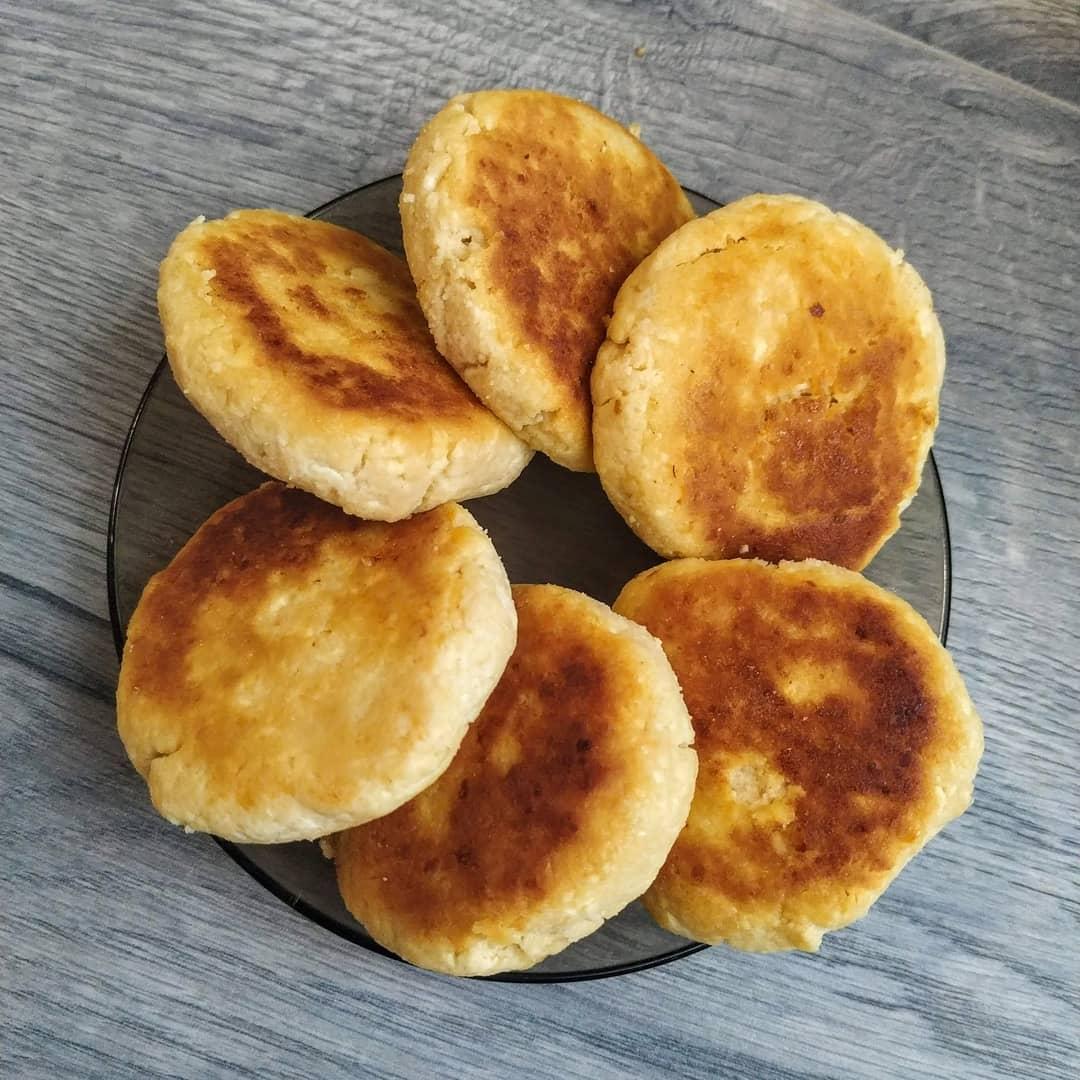 сырники с протеином