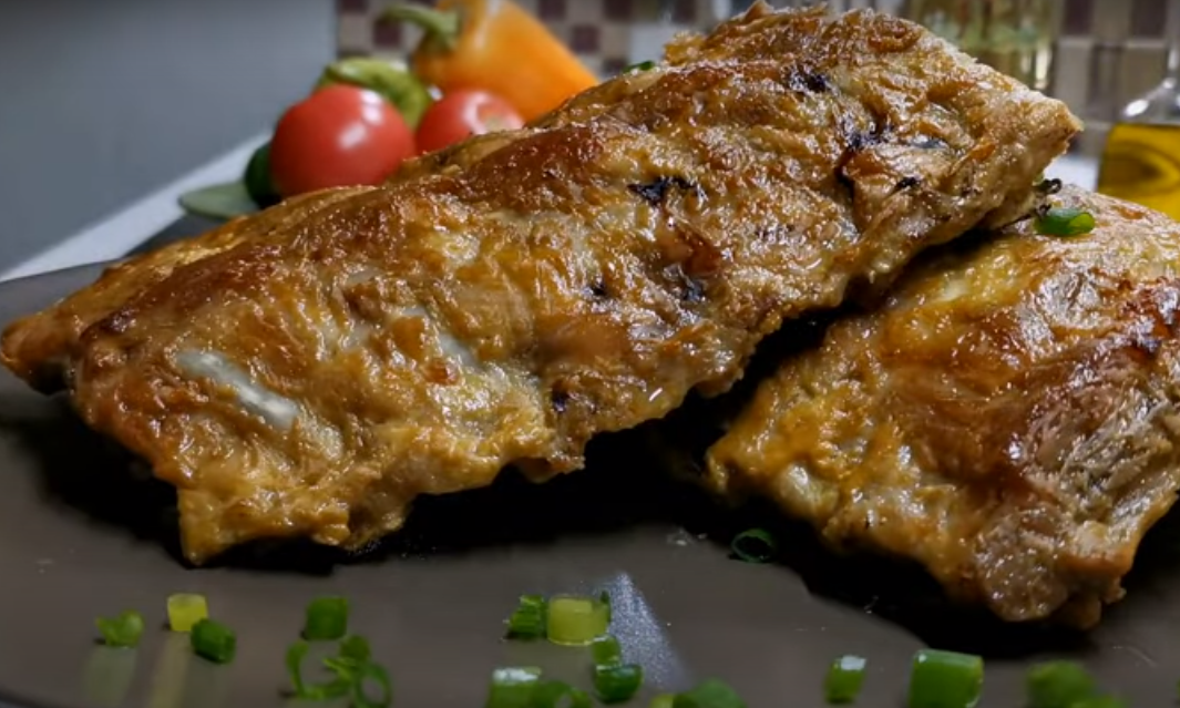 Ребрышки в горчице: вкусно и просто