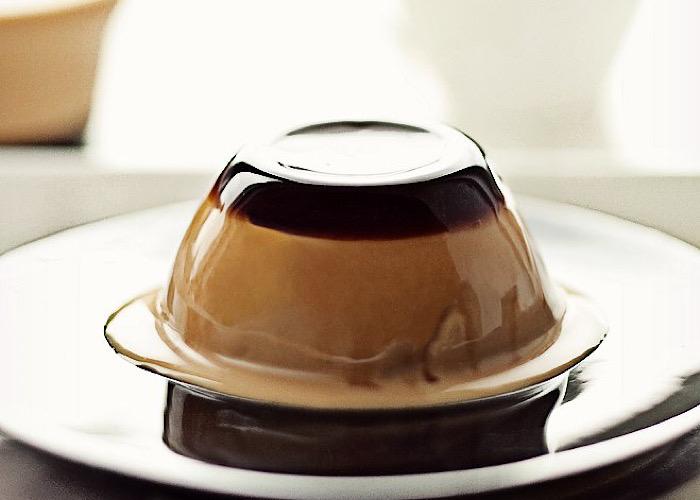 Божественно вкусная кофейная Панна котта