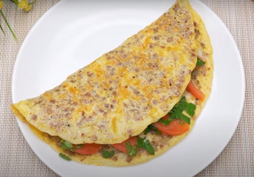 Гречкоблин: вкусный завтрак за 5 минут